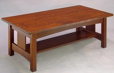 Panel Coffee Table