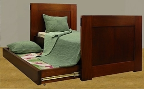 Custom Size Trundle Bed