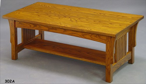 Ash Spindle CoffeeTable