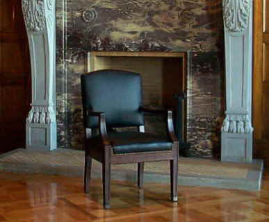 Governor's Reception Room Chair 1