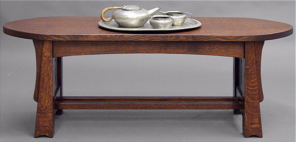 MACKINTOSH COFFEE TABLE FRONT