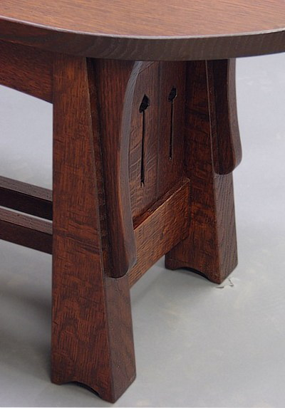 MACKINTOSH COFFEE TABLE LEG