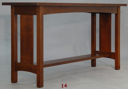 PANEL SOFA TABLE