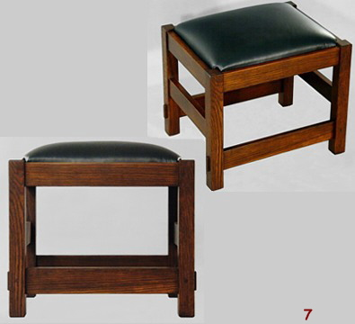 chair portfolio OTTOMANS