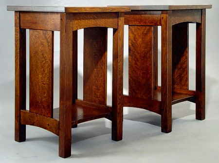 Panel End Table